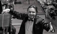 Ainārs Rubiķis diriģēs orķestri 'Rīga' koncertā 'Bahs, Respīgi, Ravēls'