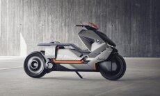 BMW prezentējis nākotnes motorollera prototipu