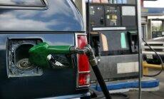 ASV degviela kļuvusi lētāka par pienu