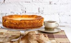 No olimpiešu maltītes par kulta kūku Ņujorkā – siera kūkas vēsture