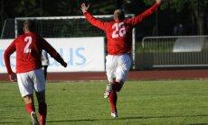 Arī 'Spartaks' futbolisti sasniedz Latvijas kausa ceturtdaļfinālu