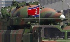 Ziemeļkoreja jebkurā brīdī ir gatava izšaut kodolraķeti, paziņo vēstnieks
