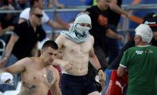 Minhenē par 2016. gada uzbrukumu angļu faniem Marseļā aiztur krievu futbola huligānu