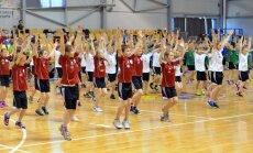 'Sporto visa klase' nākamajā mācību gadā piedalīsies 2861 dalībnieks