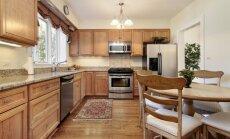 No klasikas līdz minimālismam – iedvesmojoši interjeri ar koka virtuvēm