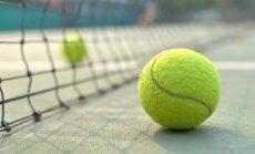 Latvijas tenisisti Deivisa kausa duelī pret Lihtenšteinu divās vienspēlēs zaudē tikai četros geimos