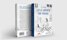 Iznākusi nīderlandiešu rakstnieka Hīsa Kaujera 'Lielā grāmata par Madaru'