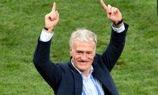 FIFA gada labākā trenera balvai izvirza arī piecu Pasaules kausa finālturnīra izlašu vadītājus