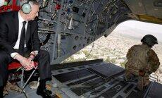 Pasaulei jāturpina izdarīt spiediens uz Krieviju, uzstāj Matiss