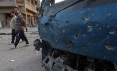 'Al Qaeda' uzņēmusies atbildību par brīvdienās Irākā notikušo teroraktu sēriju