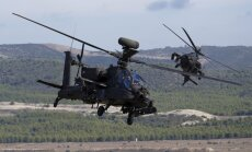 """США впервые применили вертолет """"Апач"""" против ИГ"""