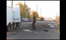 Artilērijas apšaudē pie Mariupoles nogalināti septiņi civilisti