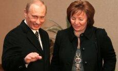 Iespējams atklāts, kas ir Putina meita