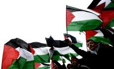 Zviedrija pirmā Eiropas lielo valstu vidū atzīs Palestīnas valsti