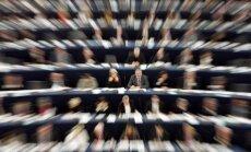 EP no darba atlaiž maltieti par Lietuvas prezidentei nelabvēlīgas grāmatas izplatīšanu