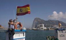 ES eksperti inspicē Spānijas-Gibraltāra robežu