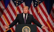 Baltijas valstu prezidenti vienojušies par tikšanos ar Trampu