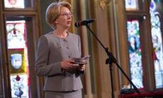 Мурниеце надеется, что избиратели самоуправлений выберут латышские ценности