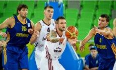Сборная Латвии разгромила Украину на втором этапе ЧЕ