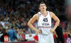 Blūmam četri punkti; 'Lietuvos rytas' piedzīvo otro zaudējumu ULEB Eirolīgas turnīrā