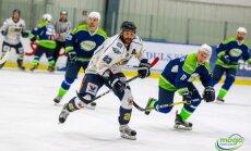 'Mogo' uzvar 'Kurbadu' arī trešajā hokeja virslīgas finālsērijas spēlē