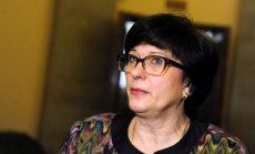 На похороны Немцова от Латвии отправились Калниете и Калниня-Лукашевица