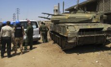 ANO pārbaudīs ziņas par ķīmisko ieroču pielietošanu Sīrijā
