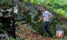 Eiropas čempionāta garajā distancē Latvijas orientieristiem pieticīgi rezultāti