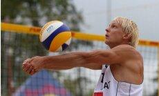 Toms Šmēdiņš un Pekmanis triumfē EEVZA posmā Lietuvā