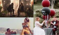 Vasara mīlas zīmē: pašmāju slavenību romantiskākie mirkļi