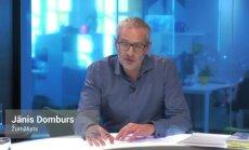 """""""Delfi TV с Янисом Домбурсом"""": на вопросы ответил Валдис Затлерс (запись эфира)"""