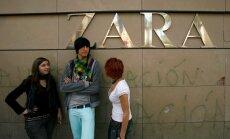 Par krāpšanos ar cenām 'Zara' saņem piecu miljonu dolāru tiesas prāvu