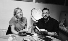 Nofilmēts jauns dokumentālais raidījumu cikls 'Literatūre – ceļojums ar rakstnieku'