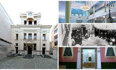 Ceļojums laikā: Rīgas sinagoga – jūgendstila pērle un viena no neparastākajām Vecrīgas celtnēm