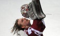 Gudļevskis pirms pašas sezonas atskaitīts no NHL vienības Tampabejas 'Lightning' treniņnometnes