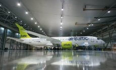 """Издание: закупленные airBaltic новые самолеты простаивают из-за мистических """"технических нюансов"""""""