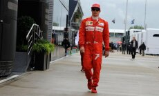 FIA nesodīs Raikonenu par Silverstounas avāriju