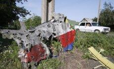 Ukraina: Izmeklēšanas secinājumi par Malaizijas lidmašīnas notriekšanu norāda uz tiešu Krievijas iesaisti