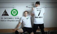 Video: Aktieri pret sportistiem – ar vēsturisku futbola maču atklāj 'Spēlmaņu nakts' balsojumu