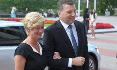 Президент Латвии посетит с рабочим визитом США