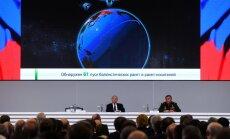 Putins jauno ASV Nacionālās drošības stratēģiju sauc par agresīvu