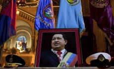 Venecuēlas viceprezidents: Čavess saņem 'papildu ārstēšanu'