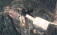 ASV institūts: Ziemeļkoreja turpina izstrādāt tālas darbības raķeti