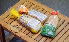 'Našķis vai veselīgs produkts': uztura speciāliste vērtē maizi