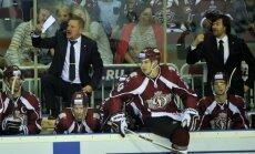 Rīgas 'Dinamo' uz izbraukuma spēlēm dodas bez Bērziņa un Jeļisejeva