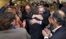 Kataloņu separātisti vienojas par reģionālās valdības izveidi