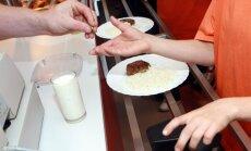 Pērn 27 izglītības iestādēs bojāti pārtikas produkti izraisījuši infekciju uzliesmojumus