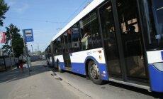 Иманта: при торможении автобуса пострадали три пассажира, один госпитализирован