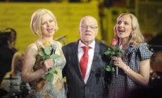 ФОТО: грандиозный концерт в честь 75-летия Яниса Петерса