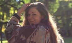 Māksliniece Ieva Drāzniece: sievietes dabā ir tendence dot, taču jāiemācās arī palūgt